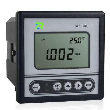 DOZ3000智能水溶解臭氧控制器水中在线臭氧检测仪