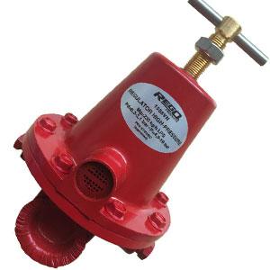 美国REGO 力高减压阀1584专用燃气调压阀瓦斯高压阀