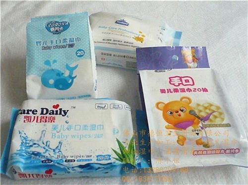 定制濕巾紙,佛山德恒衛生用品,濕巾紙logo定制