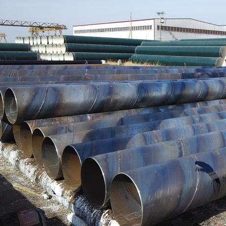 专业的螺旋钢管防腐钢管保温钢管生产厂家