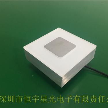 深圳恒宇星光电广场LED地砖灯 厂家定制 广场地砖灯价格