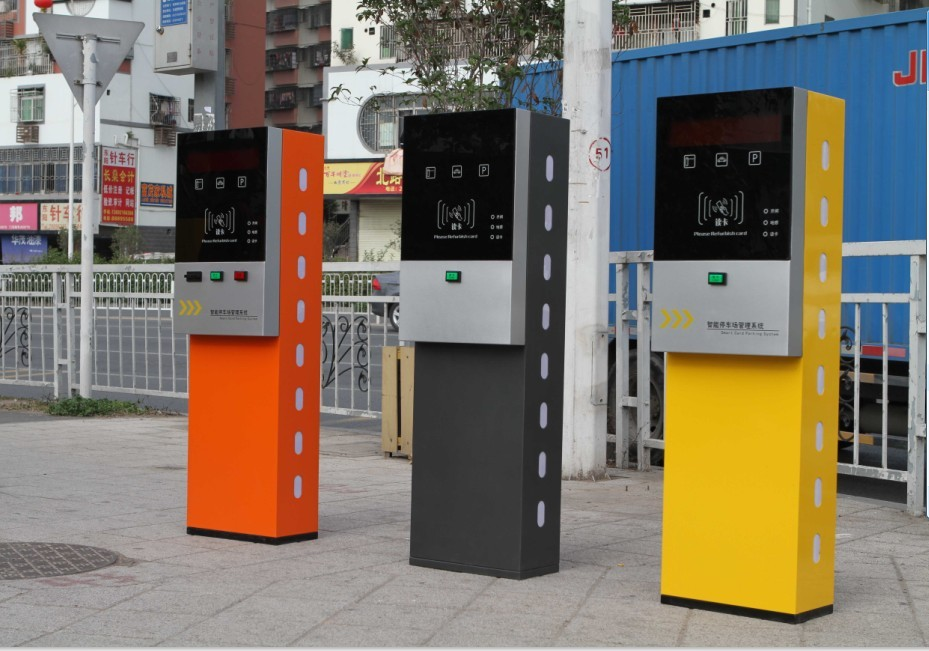 东平停车场设备 车牌识别 刷卡系统一卡通承接