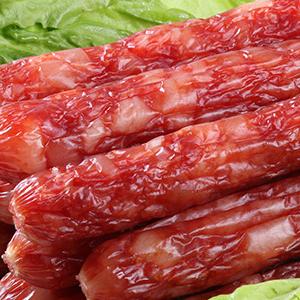 供应 正宗广式腊肠广东特产腊味腊肉美味猪肉肠