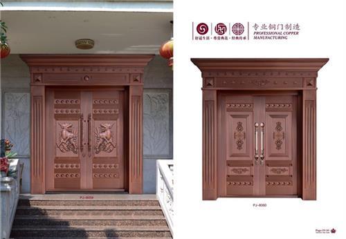 浙江铜门供应商|浙江铜门|【永艺门业】