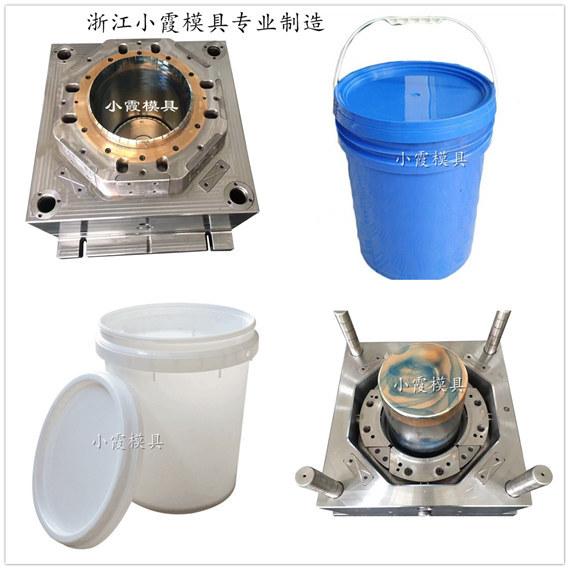 塑料模具加工20kg塑料胶水桶模具