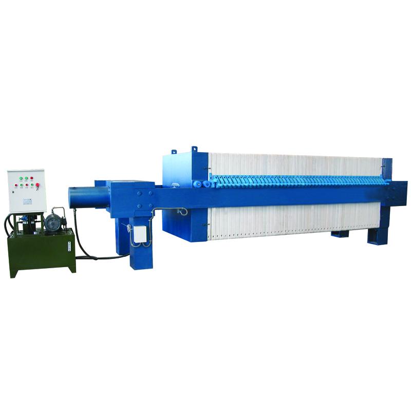 普通液压压滤机 厢式压滤机 板框压滤机 坤达机械设备有限公司