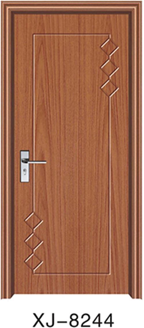 永康免漆铝条门|轩家门业品质无忧|免漆铝条门供应商