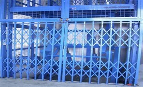 溧水液压式升降货梯_锐可升降机(图)_液压式升降货梯供应商