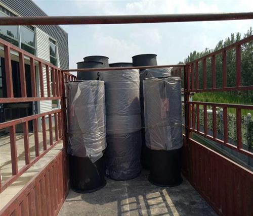 金桥环保(图)、商丘局部通风消声器厂、局部通风消声器