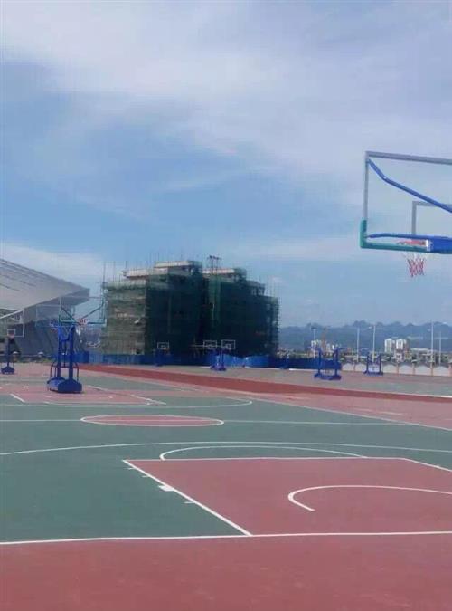 阳春球场地面工程|球场地面|永旺体育承接球场地面工程