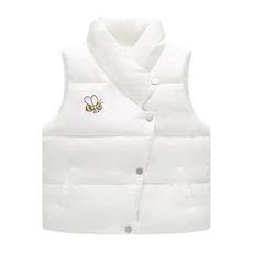 供應 冬季韓版中小童 男女兒童裝**羽絨棉服背心馬甲