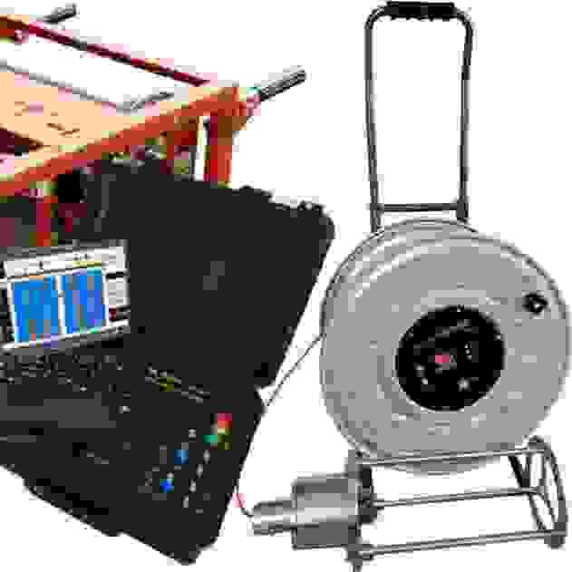 铭创科技MC-8130沉渣厚度检测仪 基桩完整性检测 沉渣检测 基桩检测