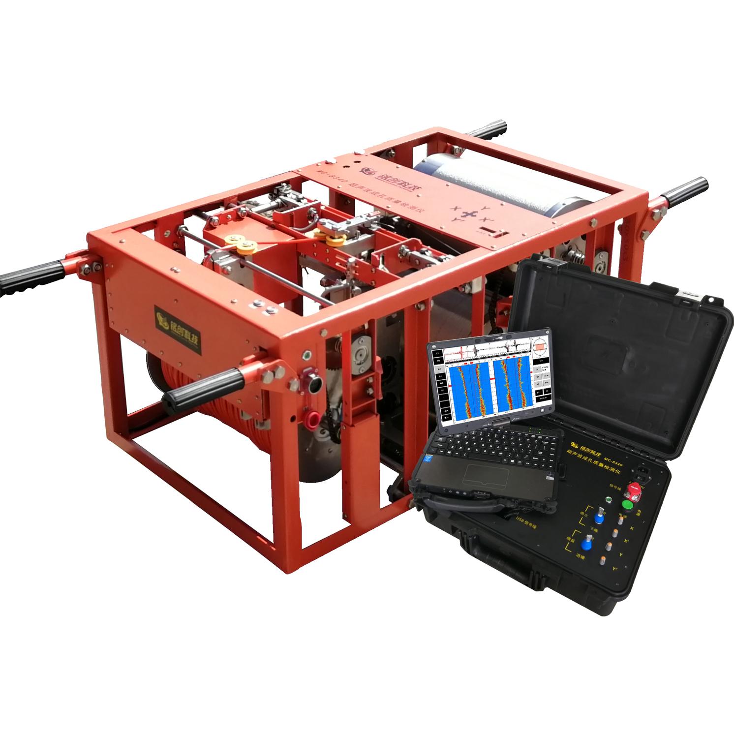铭创科技MC-8340成孔成槽质量超声检测仪