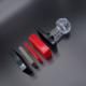 供应 水晶材料制品 水晶印章 含垫章壳水晶手柄 HB系列光敏印壳印章材料