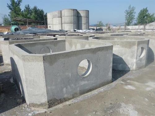 六安亿园建材、工程化粪池