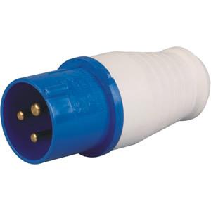 CEE 工业插头插座16A-6h 16A 220V