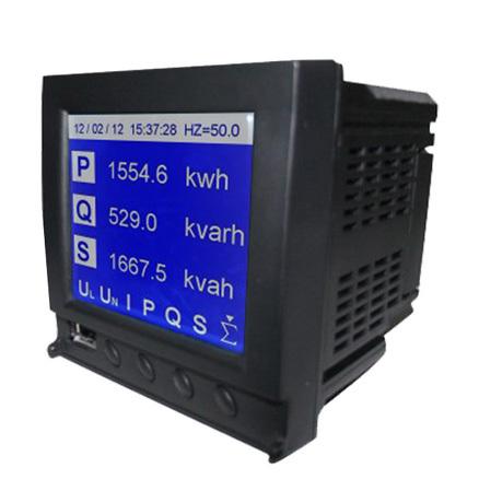 BR-R5000电量记录仪厂家直销