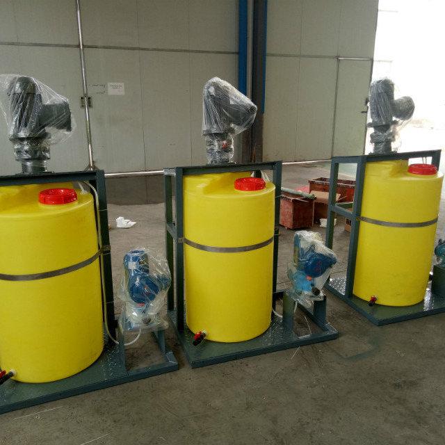 潍坊中泰环保ZTJY-200加药装置PE桶机要设备厂家直销
