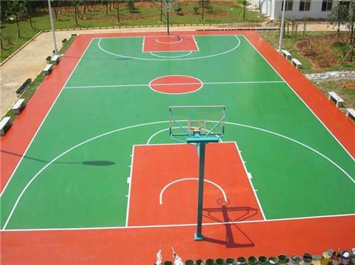 特冠体育专业篮球场施工(图),九江篮球场施工,吉安篮球场施工