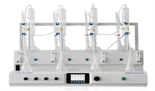 气体配气仪(图)、标准气体配气仪厂、配气仪