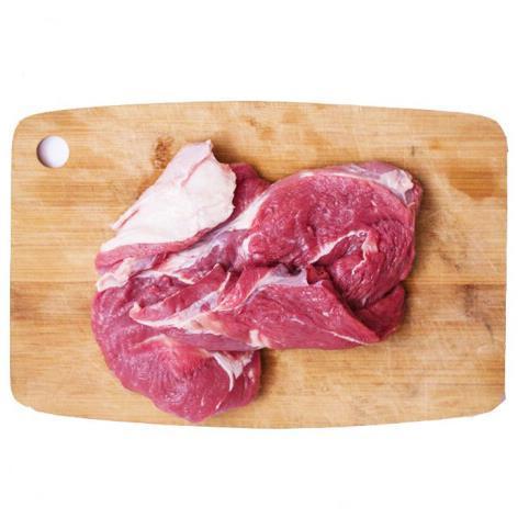 供应 草原 羔羊去骨后腿肉 1000g每袋 无公害谷饲羊肉 烧烤食材
