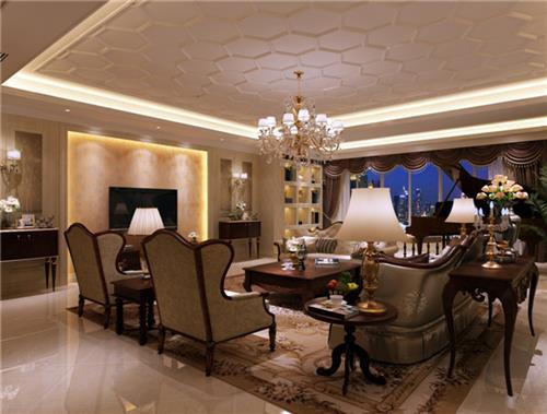 别墅装修、才易装饰靠谱的装修公司、金华房屋装修效果图大全