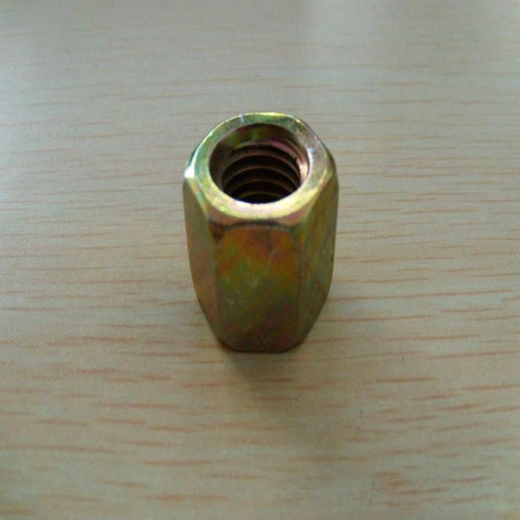 中碳钢六角加厚螺帽GB56 加厚螺母 加厚六角螺母