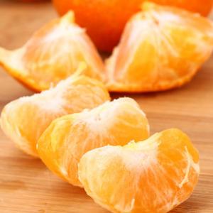 供应5斤包邮金秋沙糖桔柑蜜橘肉质极细嫩化渣入口即化薄皮光滑细腻