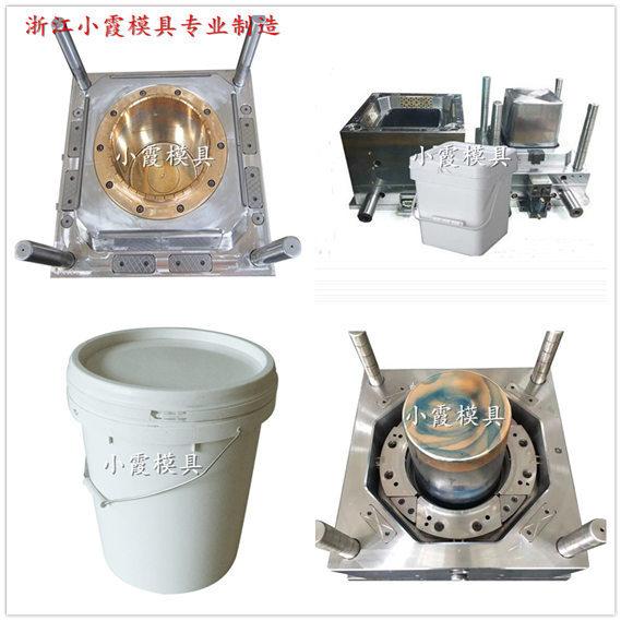 中国3.5.7.10公斤润滑油桶塑料模具