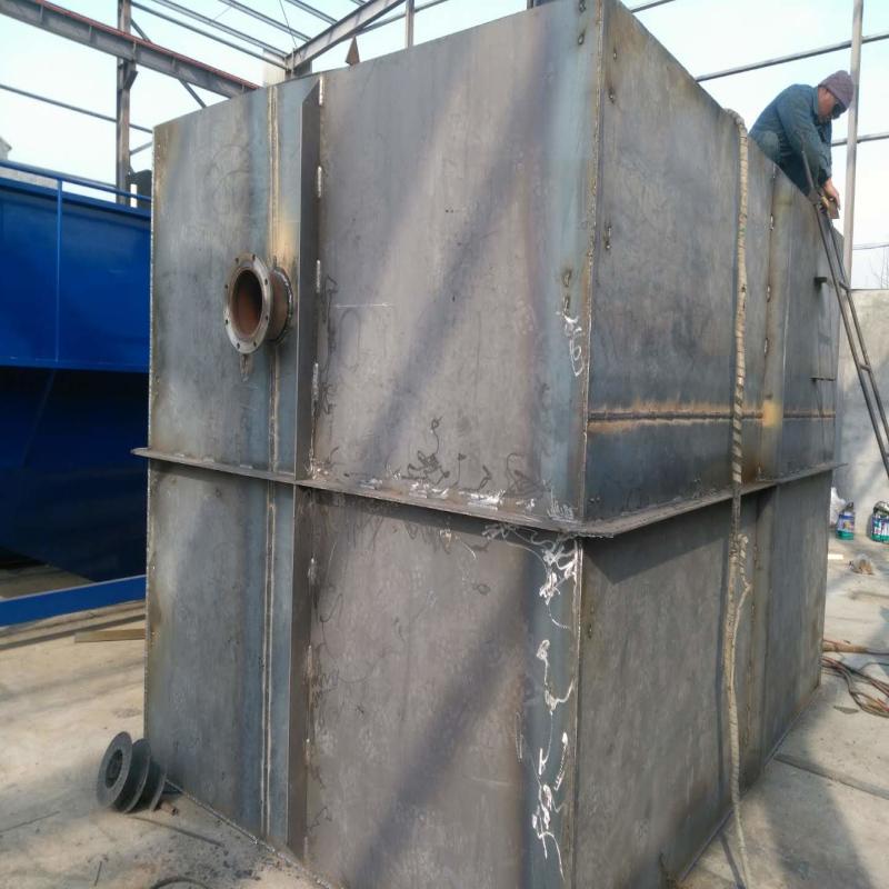 淄博地埋式一體化屠宰污水處理設備