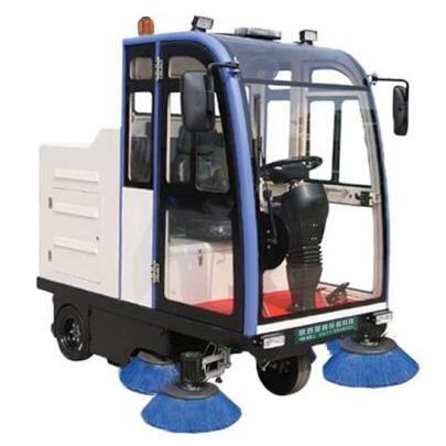 西安普森电动驾驶式扫地车环卫保洁道路清扫车PS-J1860CF