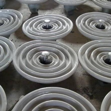 XP-120陶瓷悬式绝缘子 绝缘子生产厂家