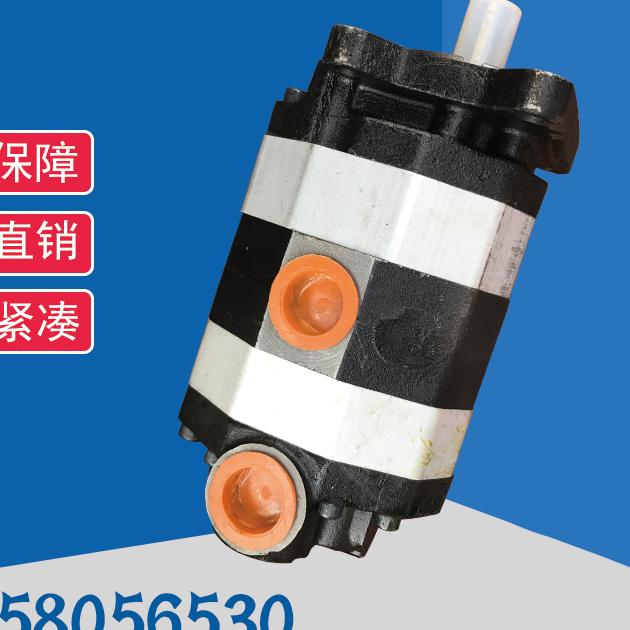 吊车液压泵32-40齿轮泵吊车配件大量供应