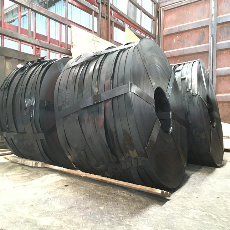 公路橋梁用黑退波紋管鋼帶廠家  預應力金屬波紋管鋼帶 現貨Q195 歡迎來電