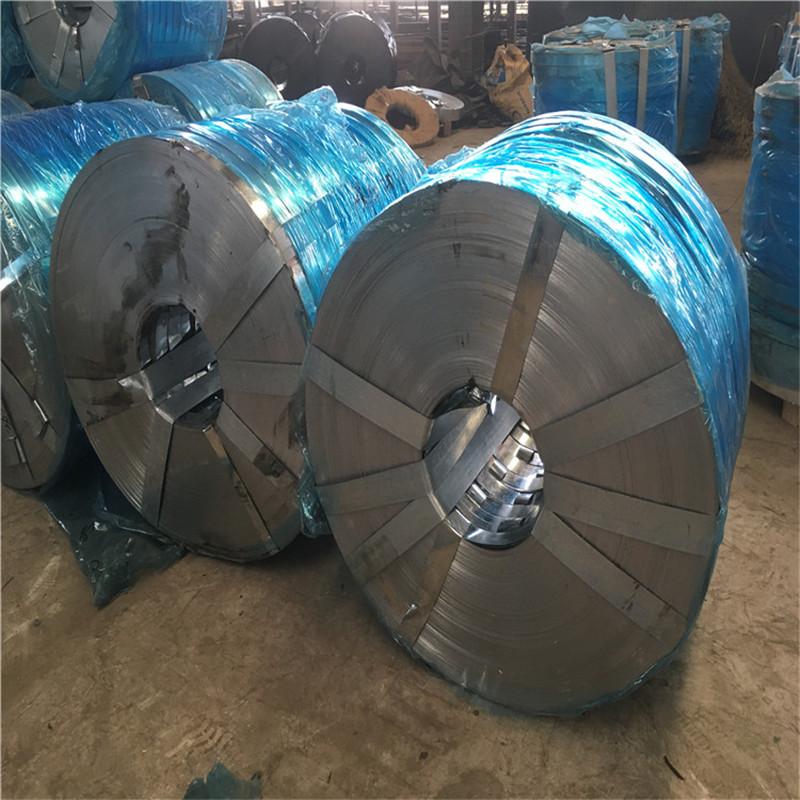 鍍鋅波紋管鋼帶廠家 貨源充足 橋梁用金屬波紋管鋼帶 0.25  36mm