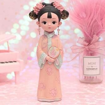 东港式石膏娃娃白胚模具批发-石膏模具多少钱一套
