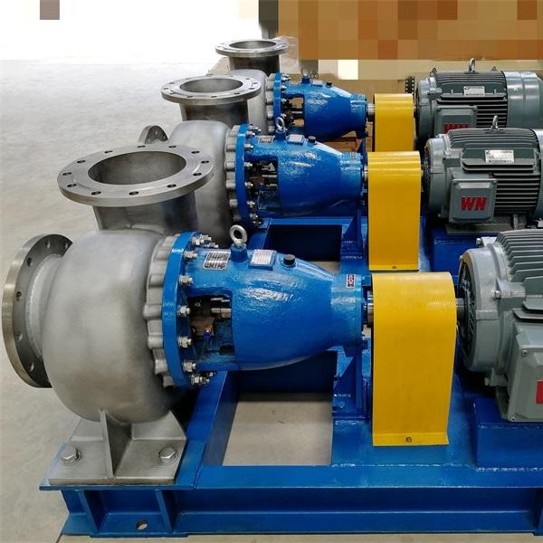 宝鸡钛混流泵钛强制循环泵200HW-8